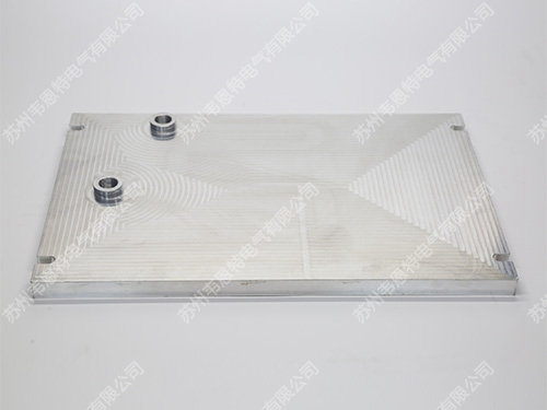 Friction Stir Welding Water Cooling Plate